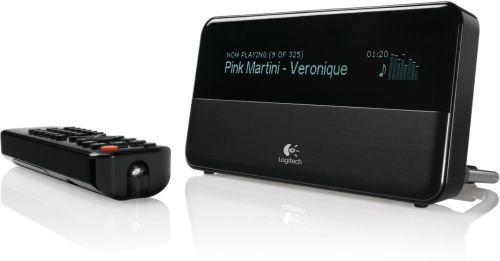 Logitech Squeezebox Duet / Radio / Touch – Netzwerk-Musikplayer und ...