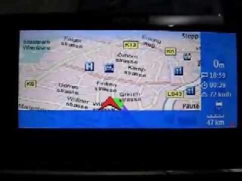 Route66 Mobile8 Route simulieren auf Nokia E90 🗺️