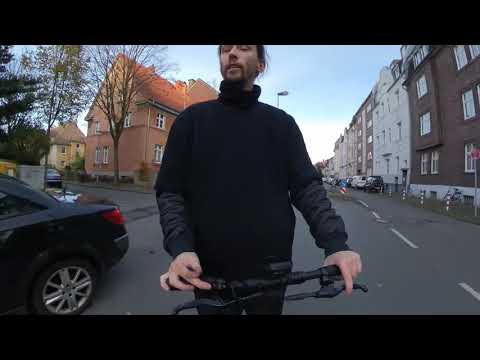 Fahrt mit dem The-Urban #RVLTN 🛴